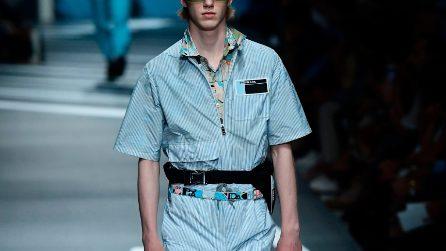 Tendenze P/E 2018: capi, colori e accessori di moda per l'uomo