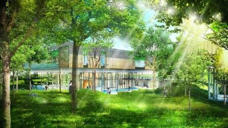 Il nuovo Hospice Pediatrico di Renzo Piano