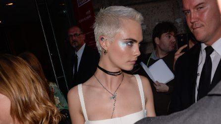 I look delle star alle sfilate Haute Couture di Parigi
