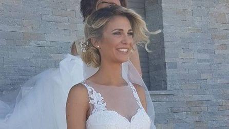 Il matrimonio di Melory Blasi
