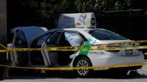 Boston, taxi sulla folla: 10 feriti