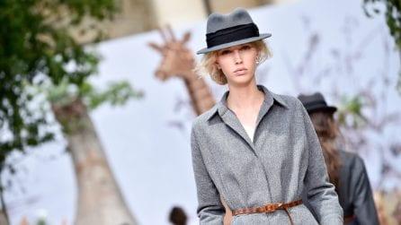 Dior collezione Haute Couture Autunno/Inverno 2017-18