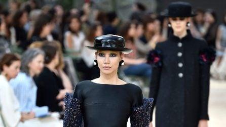 Chanel collezione Haute Couture Autunno/Inverno 2017-18