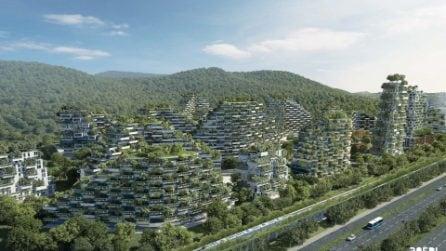 Liuzhou Forest City, la prima città-foresta del mondo