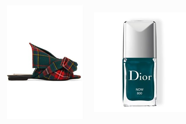 Sandalo: N.21 - Smalto: Dior Vernis 505 Early (Now)