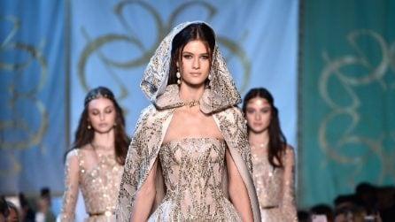 Elie Saab collezione Haute Couture Autunno/Inverno 2017-18