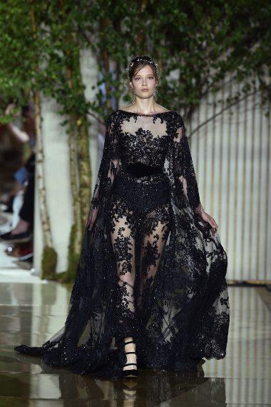 1a4eca2b07d1 Zuhair Murad collezione Haute Couture Autunno Inverno 2017-18