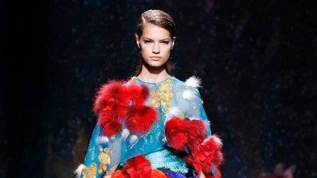 Fendi collezione Haute Couture Autunno/Inverno 2017-18