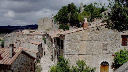 Rocchette di Fazio, un magico borgo medievale in Toscana