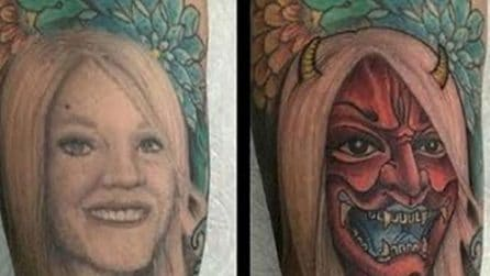 Le 5 modifiche ai tatuaggi più incredibili