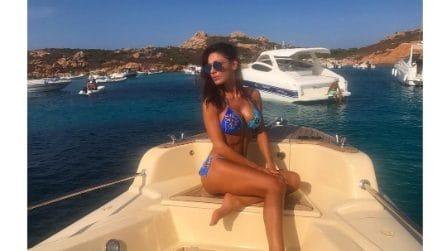 I bikini di Anna Tatangelo