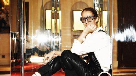 La trasformazione di stile di Celine Dion