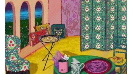 Gucci Décor, la linea d'arredamento della Maison