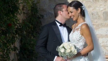 Il matrimonio di Laura Barriales e Fabio Cattaneo: le foto della sposa
