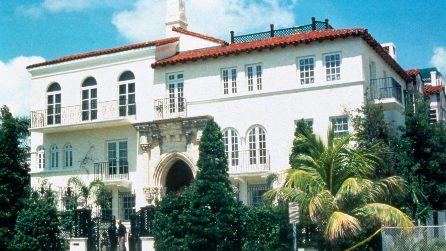 Casa Casuarina, la villa dell'assassinio di Gianni Versace