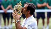 Roger Federer trionfa per l'8a volta a Wimbledon