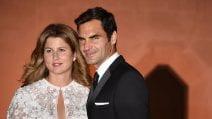 Roger Federer trionfa a Wimbledon davanti alla sua famiglia