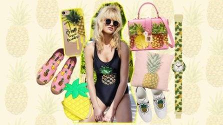 Ananas il frutto alla moda per l'estate 2017