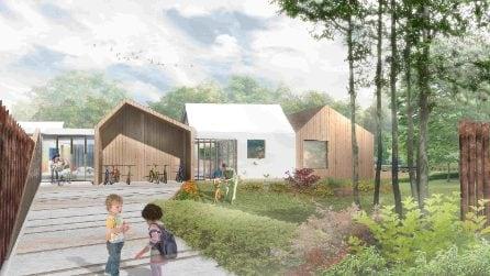 Ecco come sarà il primo asilo nido sostenibile di Milano