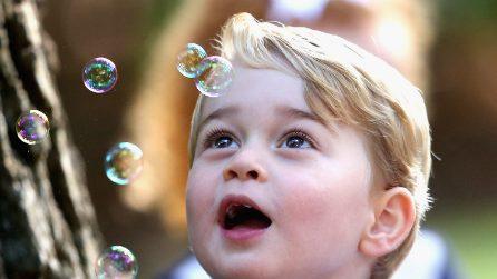 Le foto più dolci e buffe del principino George