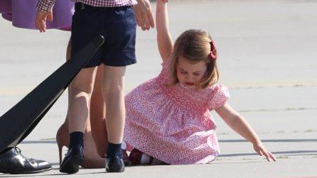 La caduta della principessa Charlotte