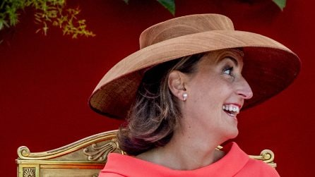 Il cappello di legno della principessa del Belgio