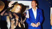 La festa per i 48 anni di Jennifer Lopez