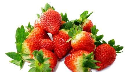 10 cosmetici a base di fragole