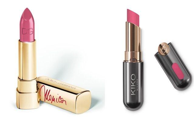 Dolce & Gabbana, Voluptuous Lipstick in Natural Monica (32,61€) - Alternativa low cost: Kiko, New Unlimited Stylo in Ibisco (8,95€)