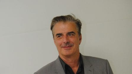 La trasformazione di Chris Noth (alias Mr.Big di Sex and the City)