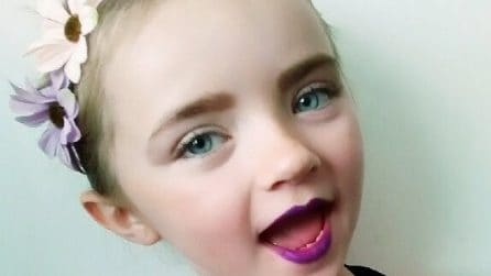 Layle Belle, la bambina che si crede una superstar