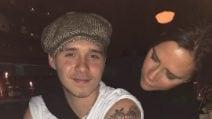 I tatuaggi di Brooklyn Beckham