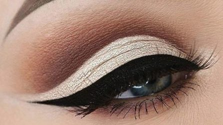 Make up occhi: prova il cut crease