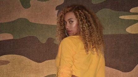 Beyonce dopo la gravidanza