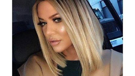 Tutti i capelli di Khloe Kardashian