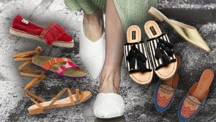 Dalla spiaggia alla strada: 8 scarpe da usare in tutte le occasioni