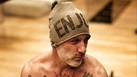 I tatuaggi di Gianluca Vacchi