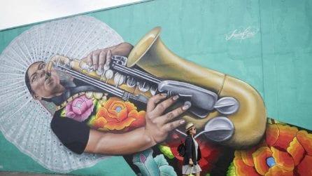 Vancouver diventa un museo a cielo aperto: benvenuti al Festival dei Murales