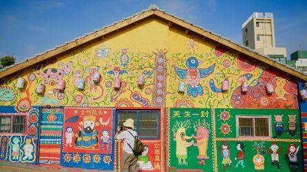 Taichung: il villaggio arcobaleno della Cina