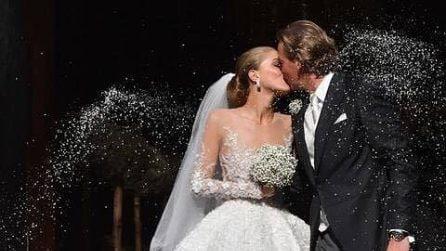 Le star che sono convolate a nozze nell'estate 2017