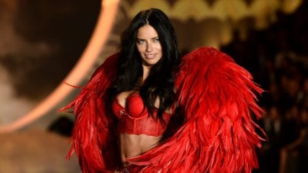 I 14 angeli del Victoria's Secret Fashion Show 2017