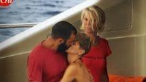 Emma e Alessandra Amoroso ad Ansedonia sullo yacht di Maria De Filippi