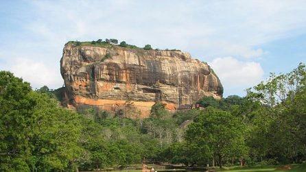 """Sigiriya, l'imponente """"Lion Rock"""" nel cuore dello Sri Lanka"""