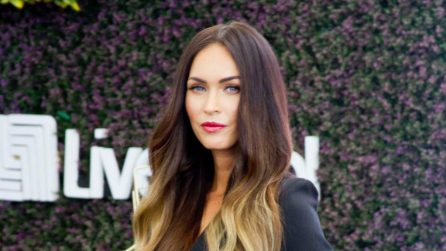 Il nuovo colore di capelli di Megan Fox