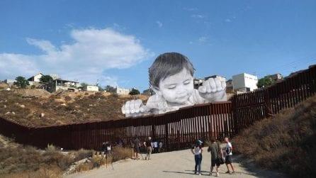 Kikito: il bambino di confine tra Messico e USA