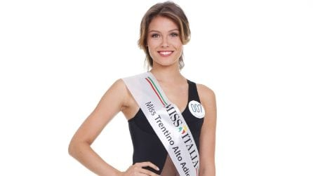Le foto di Miss Italia 2017 Alice Rachele Arlanch