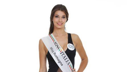 Le foto di Laura Codén, seconda classificata a Miss Italia 2017