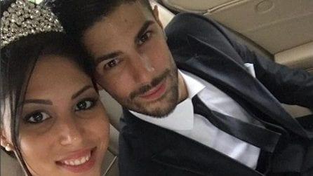 Le foto del matrimonio di Nicolò Noto e Valentina Nao