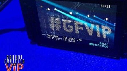 Le foto della prima puntata del Gf Vip 2017