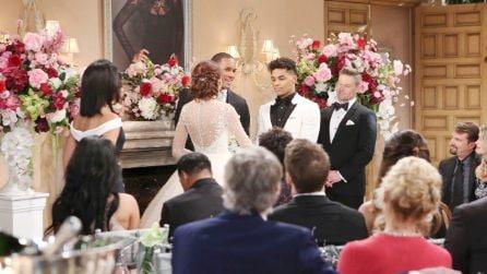 Beautiful, le foto del matrimonio di Zende e Nicole